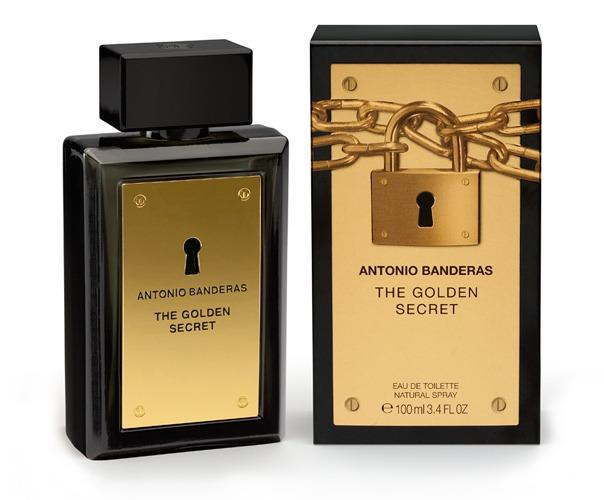 476b9fb75 Antonio Banderas The Golden Secret 100ml EDT for Men - faureal