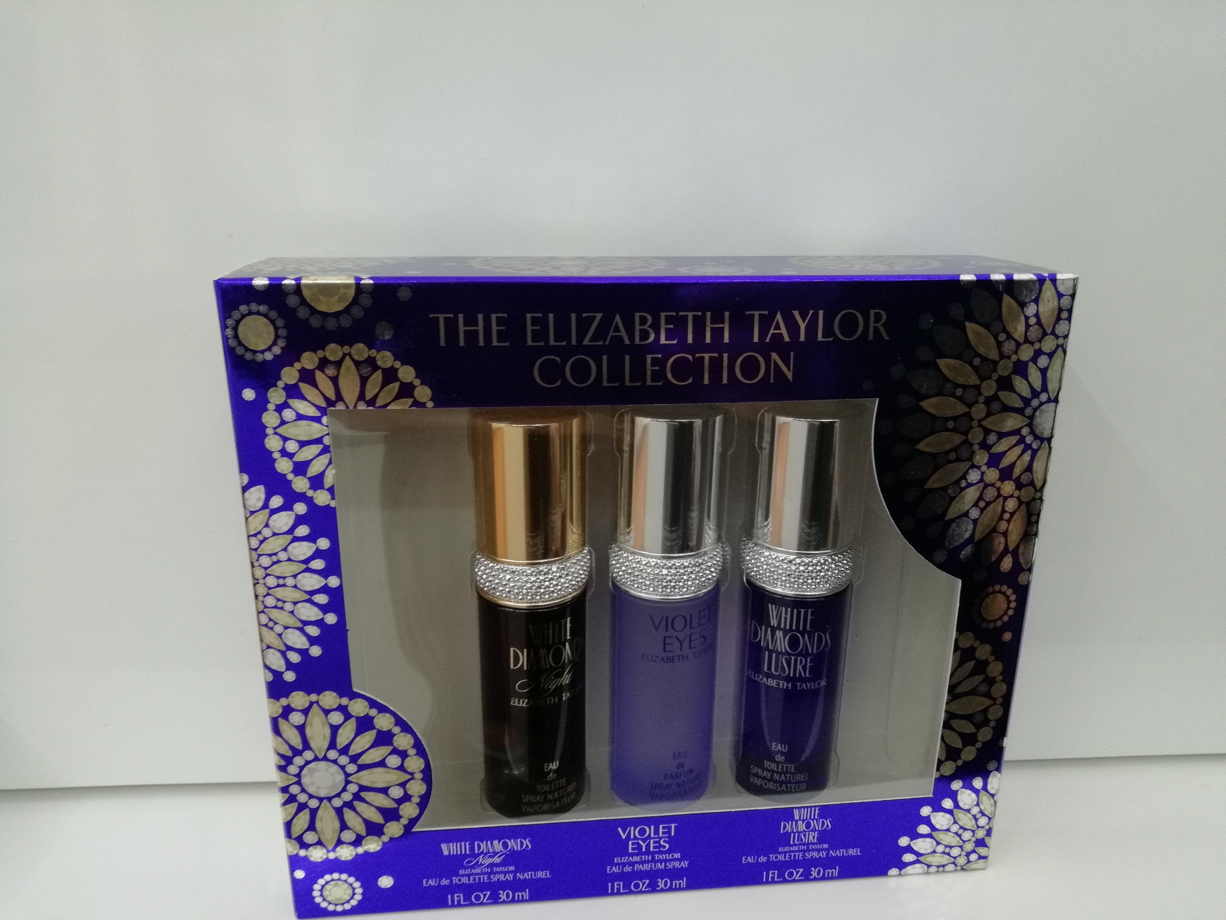 a84da3f95afc1 Elizabeth Taylor Collection For Women White Diamonds night30ml EDT+ ...