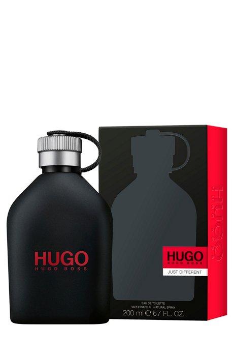 hugo boss just different 75ml edt for men faureal. Black Bedroom Furniture Sets. Home Design Ideas