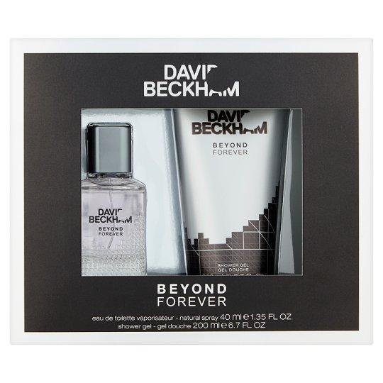 David Beckham Beyond Forever Gift Set For Men 40ml Edtshower Gel